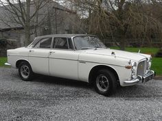 Rover P5b Coupe (1970) on Car And Classic UK [C463413]