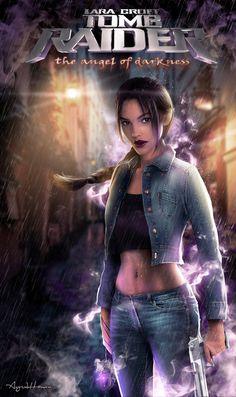 Lara Croft - The Angel of Darkness By: Ayu2Hami