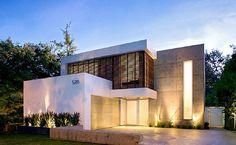 Fachadas Minimalistas y Modernas para Casas