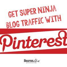 Image power! Harness Pinterest for super ninja blog traffic - The Dexterous Diva