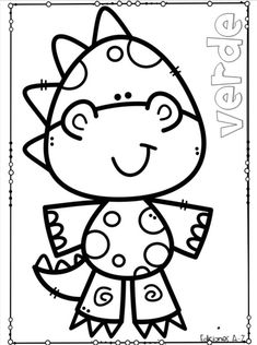 Coloring Book Pages, Coloring Sheets, Circle Time Activities, Tribal Animals, How To Make Decorations, Drawing For Kids, Coloring Pages For Kids, Doodle Art, Cute Drawings