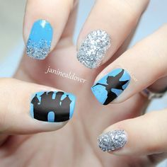 Disney Nails...