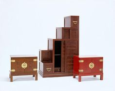 An incredible piece of #Japanese #furniture #Toronto 's own! #cabinetry #luxury finds.