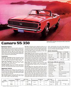 67 Camaro SS. wantwantwantwantwant