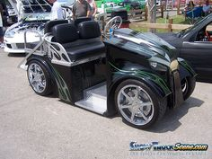 Let see those custom golf carts and ATVs!!! - MiniTruckin General