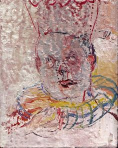 Judy Glantzman Artist Paintings Exhibition John Davis Gallery Hudson New York