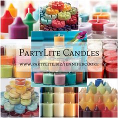 Anyone who says they do not like candles is totally lying!!! What's not to love?!?! #partylite #partylitecandles