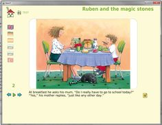 The MuViT story softwares gives elementary school kids the opportunity to read interesting stories in several languages. Great, for example, for English language learning in a multilingual setting! More infos: http://mu-vit.eu/