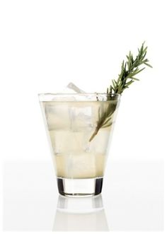 Garden Herb Cocktail