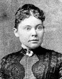 Lizzie Borden took an axe...
