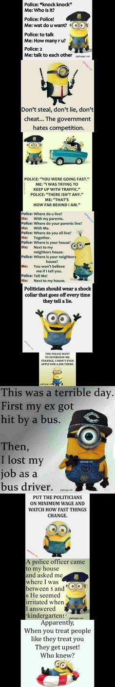 Especially the last one – funny minion memes, Funny Minion Quote, funny minion Funny Minion Memes, Minions Quotes, Smile Quotes, Happy Quotes, Minion Pictures, Minions Pics, Minion Stuff, Hilarious Pictures, Pomes