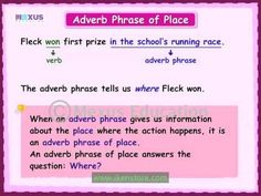 Adverb Phrases - YouTube