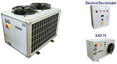 Africhill offers a full range of condensing units, air cooled condensers and fluid coolers for commercial refrigeration. Scroll Compressor, Coolers, Freezer, Commercial, The Unit, Range, Rooms, Cold, Money