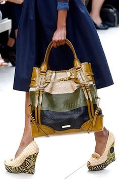 Stick a fork in me. I'm done. (Once I get this Burrberry Prorsum bag, that is.)