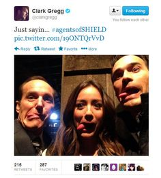 chaosndisaster:  Oh my… THOSE ADORABLE DORKY PEOPLE! :))