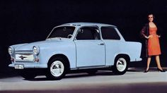 Sure, the Trabant was hardly a great car, but for millions of East Germans, it…