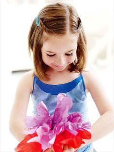 忙しいママでも娘の「可愛い」を作りたい!簡単可愛いヘアアレンジ - Locari(ロカリ)