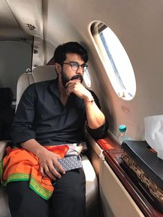ram charan landed to rc11 location