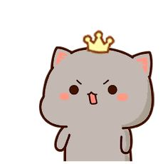 Chibi Anime, Chibi Cat, Anime Cat, Cute Chibi, Cute Love Pictures, Cute Love Gif, Cute Cat Gif, Cute Kawaii Animals, Kawaii Cat