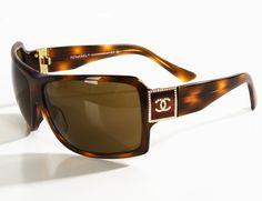 CHANEL Sunglasses ✺ꂢႷ ძꏁƧ➃Ḋã̰Ⴤʂ✺ Óculos Chanel, Óculos Feminino, Luxo,  Sapatos 8ef32a9dad