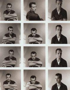 """Jack Kerouac """"Não utilize o telefone. As pessoas nunca estão prontas para atendê-lo. Use poesia. ~ Jack Kerouac"""
