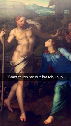 Can't Touch Me Cuz I'm Fabulous