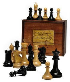 Chess Tactics, Man Cave Items, Art Through The Ages, Chess Table, Childhood Games, Kings Game, Chess Players, Prop Design, Chess Sets