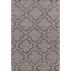 Found it at AllModern - Central Park Charcoal Geometric Zara Area Rug