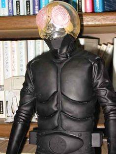 海洋堂仮面ライダー1号を作る Nigo, Kamen Rider, Sci Fi, Cinema, Geek, Superhero, Classic, Awesome, Movie Theater