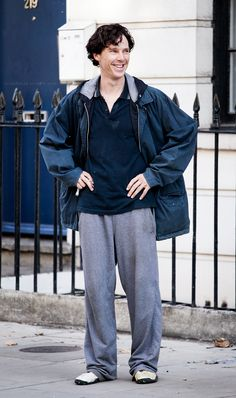 tiiaohman: Setlock|London 21.8.2013|A Happybatch