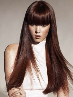 Hair: Mark Leeson for Goldwell Make-up: Clare Read Styling: Desiree Lederer…