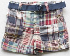 Gorgeous pre-loved Ralph Lauren shorts, 6 months.  www.thingamajigs.co.nz