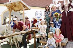 Schloss Hof: Neue Kinder- und Familienwelt  Mehr unter >>> http://a24.me/1nZjj8b