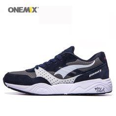 best website de1b0 0cc63 Onemix original onemix velocidad de 7 corrientes de los hombres zapatos de  marca zapatos transpirables para