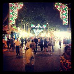 El último paseo por la Feria 2012