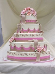 Dessert Works – Boston – Wedding Cakes