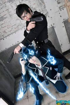 Blue Exorcist *_*