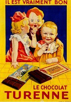 Chocolat Turenne.
