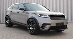 Lumma Adds Wheel Arch Extensions And New Grille To Range Rover Velar's List Of Mods Lamborghini, Ferrari, Koenigsegg, Lexus Sport, Range Rover Svr, Mercedes Benz, Porsche, Land Rover Discovery, Wide Body