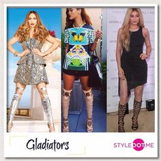 Here to stay? A definite yes!  Gladiators are becoming THE trend and we hope you're keeping up with it   #styledotme #instantfashionadvice  #igdaily #fashionblog #blog  #trending #wearwhatyoulove #letsdriveouttheconfusion #style #stylish #fashion #fashionable #trendingnow #trendalert #gladiators #gladiator #jenniferlopez #rihanna #kyliejenner