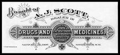 A.J. Scott | Sheaff : ephemera