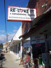 Re-Love It in Virginia is a Treasured Sponsor of How To Consign. See them on the Consignment & Resale Directory at http://HowToConsign.com/find.htm#Virginia