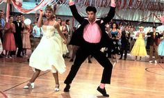 When I was in my early teens, the iconic movie, GREASE, hit the theaters. My sister and I were GREASE-crazy. We had the music album and . Grease Dance, Grease Movie, Movie Tv, Grease 1978, Grease 2016, Musical Grease, Grease Party, Danny Zuko, Finals