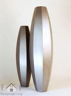Contemporary Floor Vases Vase Decor Tall