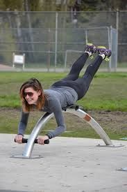 outdoor gym sit ups - Google Search