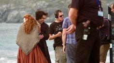 Poldark behind the scenes Season 3. Source Ninightowl