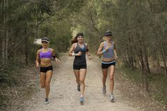 Add speed to your running.