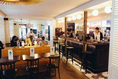 La Maison Bleue, le Néo-bistrot parisien chic et trendy - Mumday Mornings