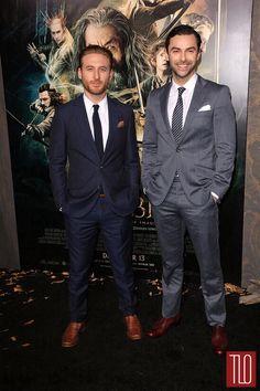 The Hobbit LA premiere
