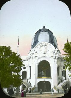 Universal Exposition, Paris 1900